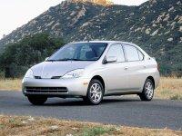 Toyota Prius, 1 поколение, Седан, 1997–2003