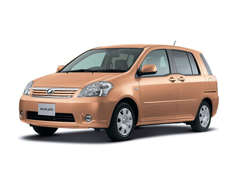 Toyota Raum минивэн, 2003–2016, 2 поколение - отзывы, фото и характеристики на Car.ru