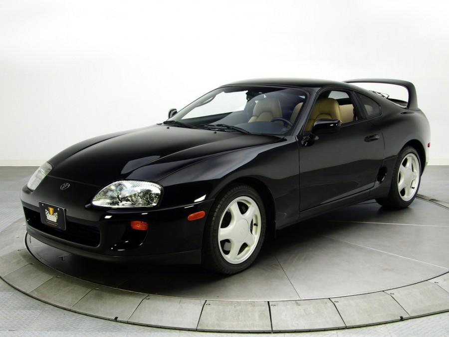 Toyota Supra тарга, 1993–1996, Mark IV - отзывы, фото и характеристики на Car.ru