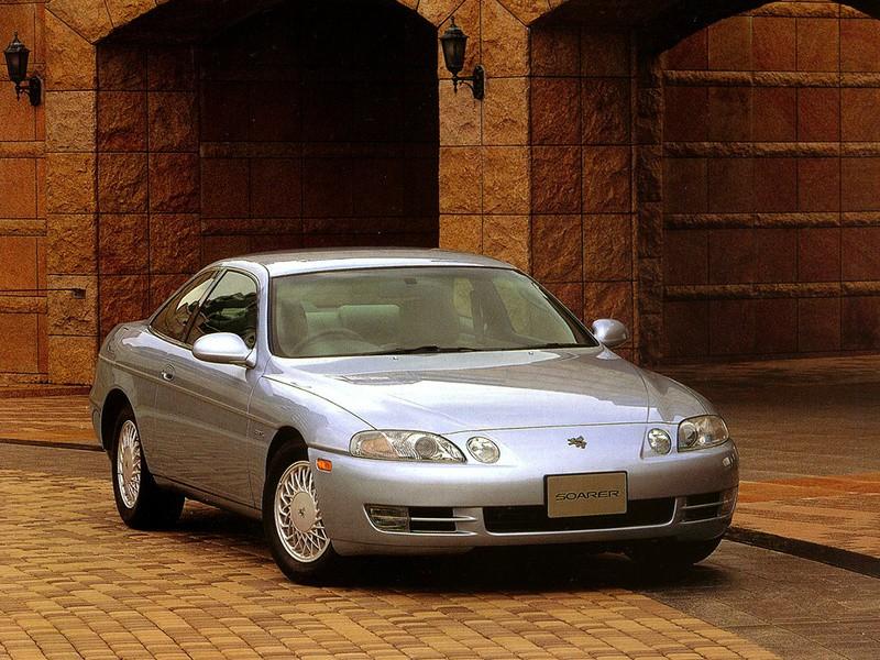 Toyota Soarer купе, 1991–1996, Z30 - отзывы, фото и характеристики на Car.ru