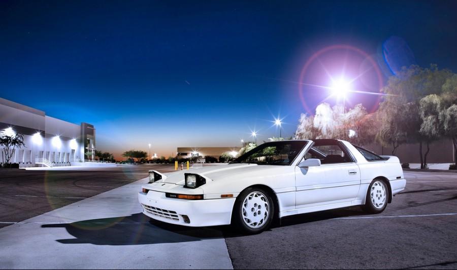 Toyota Supra тарга, 1988–1992, Mark III [рестайлинг] - отзывы, фото и характеристики на Car.ru
