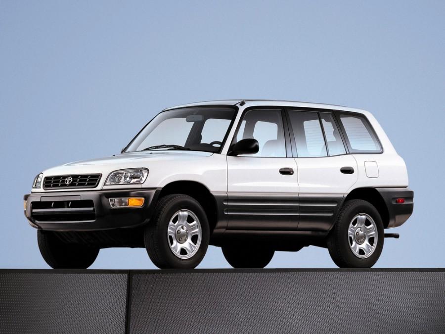 Toyota RAV4 кроссовер 5-дв., 1998–2000, 1 поколение [рестайлинг] - отзывы, фото и характеристики на Car.ru