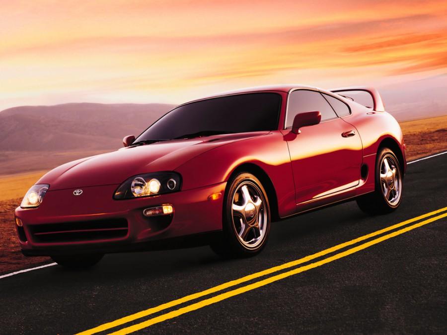Toyota Supra тарга, 1996–2002, Mark IV [рестайлинг] - отзывы, фото и характеристики на Car.ru