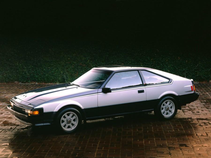 Toyota Supra купе, 1984–1986, Mark II [рестайлинг] - отзывы, фото и характеристики на Car.ru