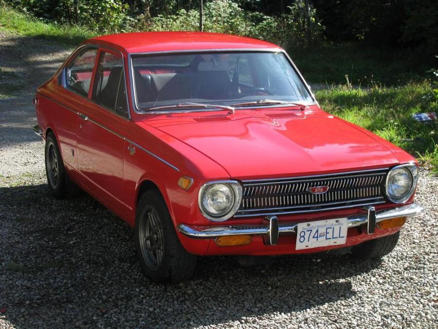Toyota Sprinter купе, E20 - отзывы, фото и характеристики на Car.ru