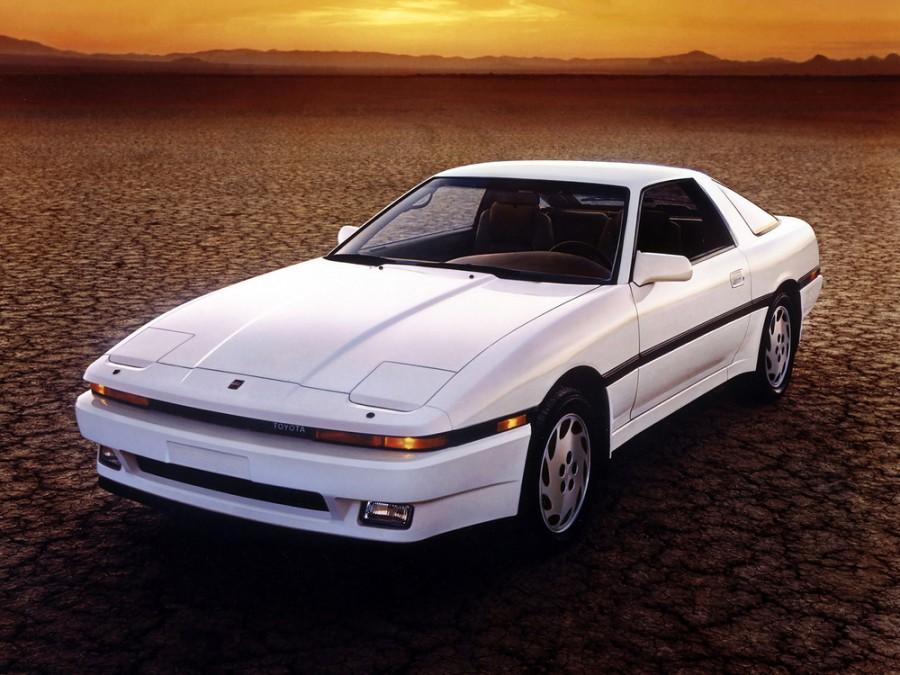Toyota Supra купе, 1986–1988, Mark III - отзывы, фото и характеристики на Car.ru