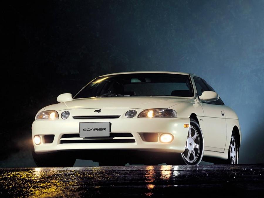 Toyota Soarer купе, 1996–2001, Z30 [рестайлинг] - отзывы, фото и характеристики на Car.ru