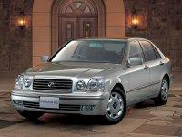 Toyota Progres, 1 поколение, Седан, 1998–2004