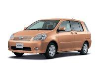 Toyota Raum, 2 поколение, Минивэн, 2003–2016