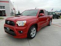 Toyota Tacoma, 2 поколение [2-й рестайлинг], X-runner пикап 2-дв., 2012–2016