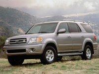 Toyota Sequoia, 1 поколение, Внедорожник, 2001–2005
