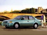 Toyota Soluna, 1 поколение, Седан