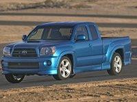 Toyota Tacoma, 2 поколение, X-runner пикап 2-дв., 2005–2010