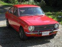 Toyota Sprinter, E20, Купе