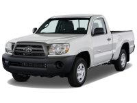 Toyota Tacoma, 2 поколение, Regular пикап 2-дв., 2005–2010