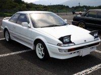 Toyota Sprinter Trueno, AE91/AE92, Купе, 1987–1991