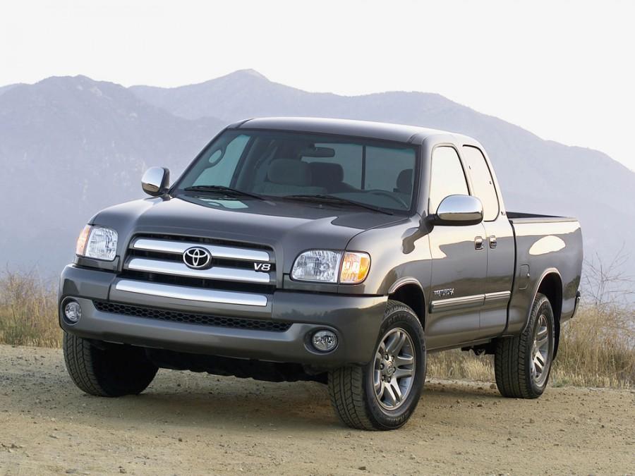 Toyota Tundra Access Cab пикап 4-дв., 2003–2006, 1 поколение [рестайлинг] - отзывы, фото и характеристики на Car.ru
