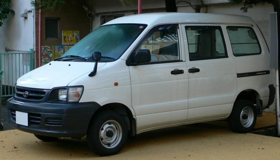 Toyota Town Ace минивэн, 1996–2008, 4 поколение - отзывы, фото и характеристики на Car.ru