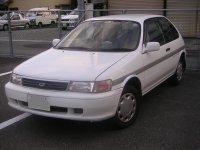 Toyota Tercel, 4 поколение, Хетчбэк, 1989–1995