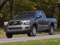 Toyota Tacoma, 2 поколение [2-й рестайлинг], Access cab пикап 2-дв., 2012–2016