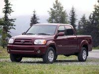 Toyota Tundra, 1 поколение [рестайлинг], Double cab пикап 4-дв., 2003–2006