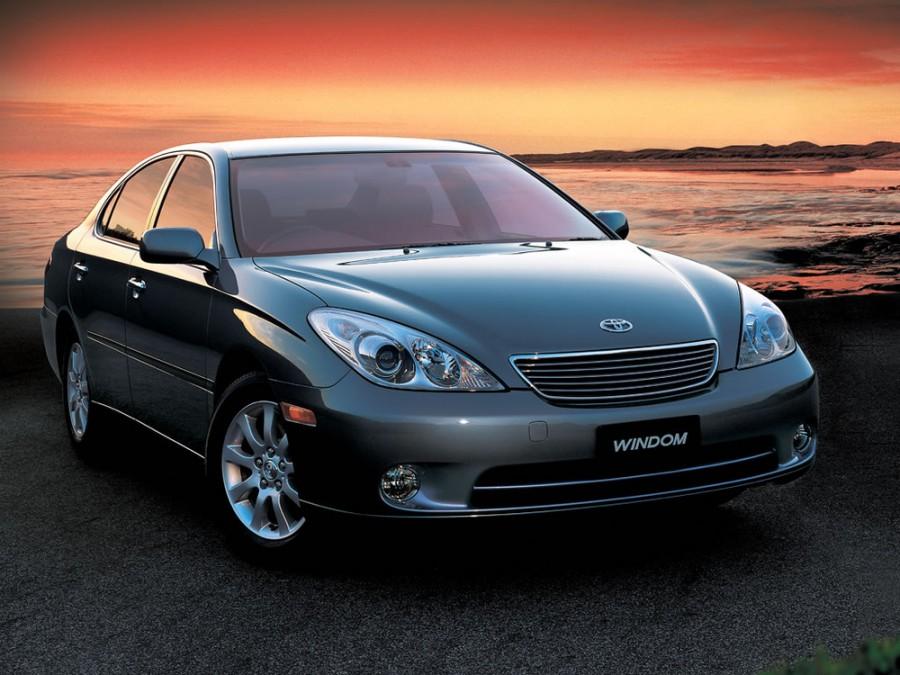 Toyota Windom седан, MCV30 [рестайлинг] - отзывы, фото и характеристики на Car.ru
