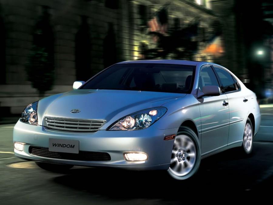 Toyota Windom седан, 2001–2004, MCV30 - отзывы, фото и характеристики на Car.ru