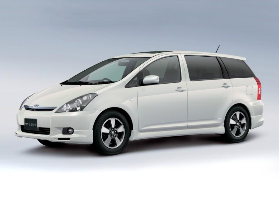 Toyota Wish, Балей
