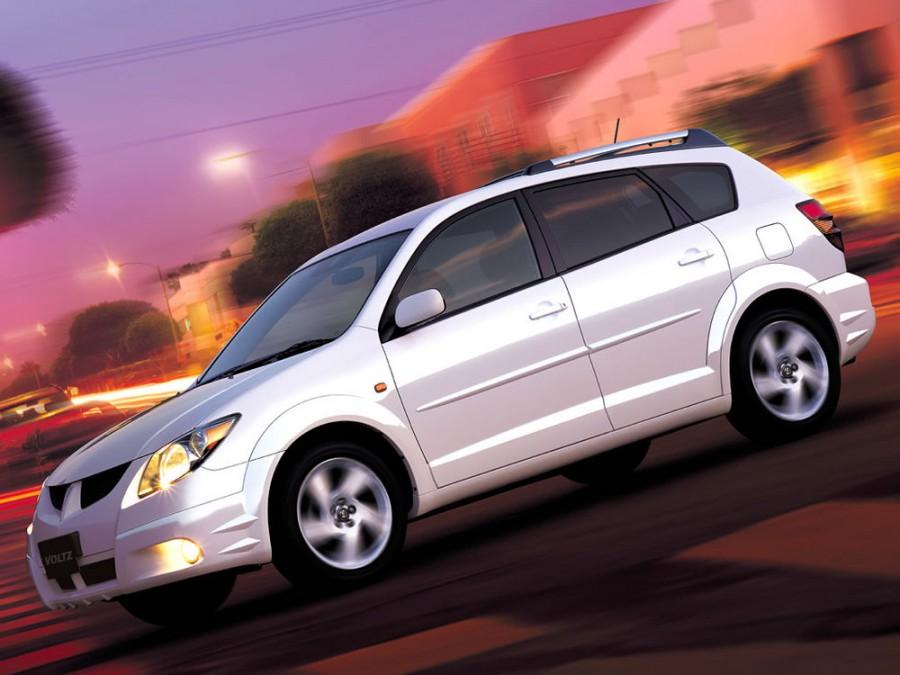 Toyota Voltz кроссовер, 2002–2004, 1 поколение - отзывы, фото и характеристики на Car.ru