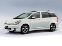 Toyota Wish, 1 поколение, Минивэн, 2003–2005