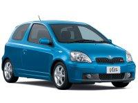Toyota Vitz, XP10 [рестайлинг], Rs хетчбэк 3-дв., 2001–2005