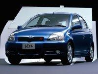 Toyota Vitz, XP10 [рестайлинг], Rs хетчбэк 5-дв., 2001–2005