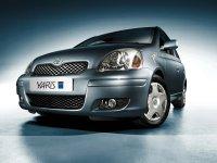 Toyota Yaris, P1 [рестайлинг], Хетчбэк 5-дв., 2003–2005