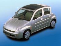 Toyota WiLL Vi, 1 поколение, Седан, 2000–2001