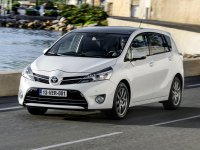 Toyota Verso, 1 поколение [рестайлинг], Минивэн, 2012–2015