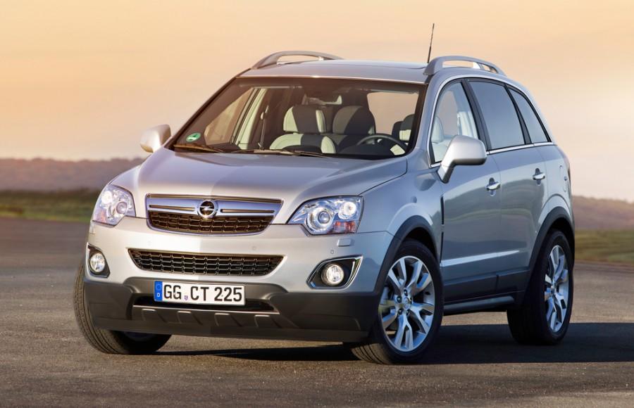 Opel Antara кроссовер, 2011–2016, 1 поколение [рестайлинг] - отзывы, фото и характеристики на Car.ru