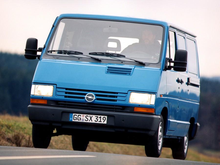 Opel Arena фургон, 1998–2002, 1 поколение - отзывы, фото и характеристики на Car.ru