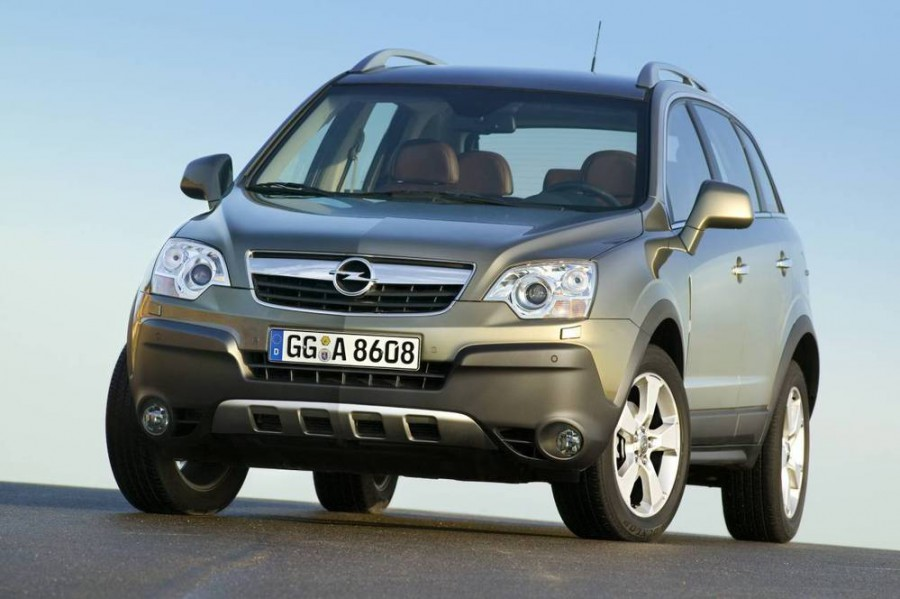 Opel Antara кроссовер, 2006–2011, 1 поколение - отзывы, фото и характеристики на Car.ru