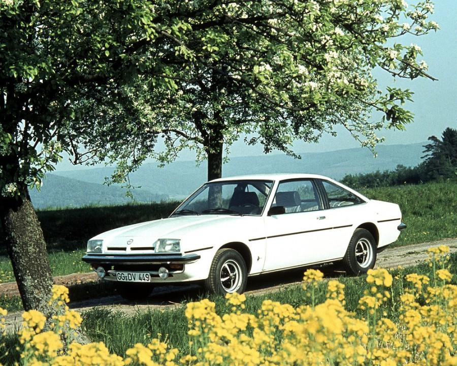 Opel Ascona Manta купе 2-дв., 1975–1981, B - отзывы, фото и характеристики на Car.ru