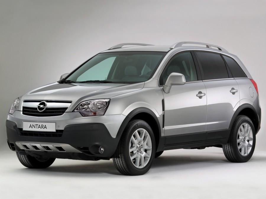 Opel Antara Van фургон, 2006–2011, 1 поколение - отзывы, фото и характеристики на Car.ru