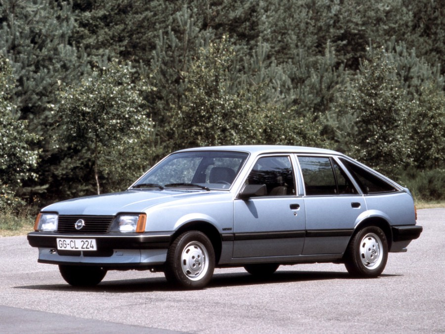 Opel Ascona хетчбэк, 1981–1988, C - отзывы, фото и характеристики на Car.ru
