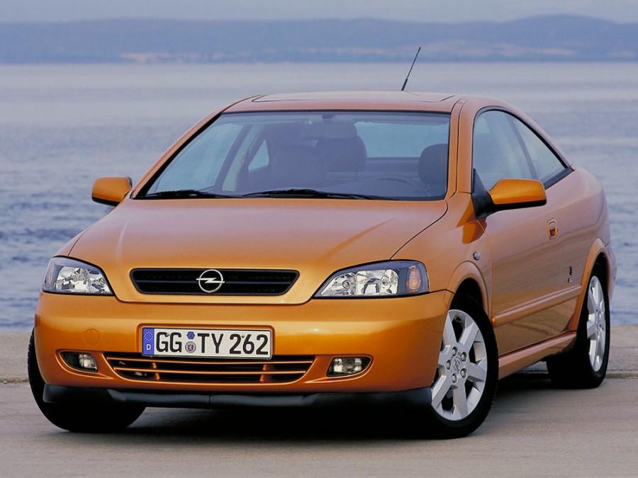 Opel Astra купе 2-дв., 1998–2009, G - отзывы, фото и характеристики на Car.ru