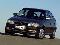 Opel Astra, F [рестайлинг], Хетчбэк 5-дв., 1994–2002