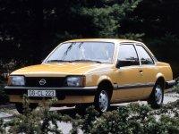 Opel Ascona, C, Седан 2-дв., 1981–1988