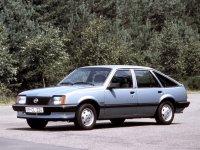 Opel Ascona, C, Хетчбэк, 1981–1988