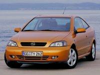 Opel Astra, G, Купе 2-дв., 1998–2009