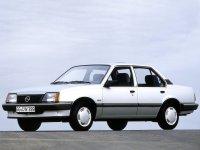 Opel Ascona, 3 поколение [рестайлинг], Седан 4-дв.