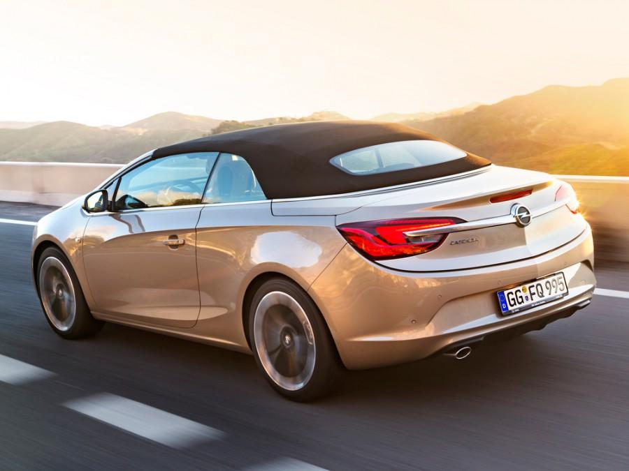 Opel Cascada кабриолет, 2013–2016, 1 поколение - отзывы, фото и характеристики на Car.ru