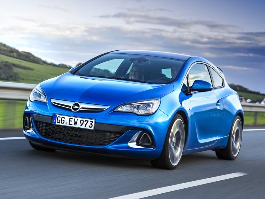 Opel Astra OPC хетчбэк 3-дв., 2009–2015, J - отзывы, фото и характеристики на Car.ru