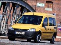 Opel Combo, C, Tour минивэн, 2001–2005